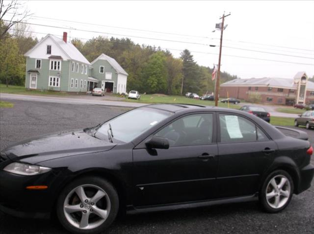 2003 Mazda 6 4.2 V8 Luxury Sedan