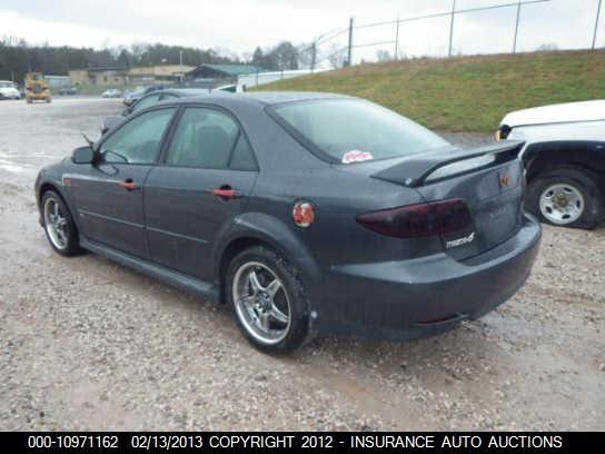 2003 Mazda 6 XR
