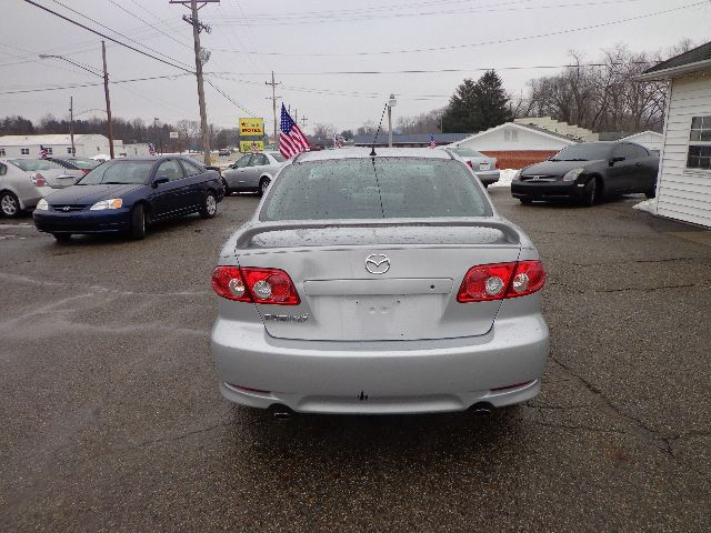 2004 Mazda 6 Leather ROOF