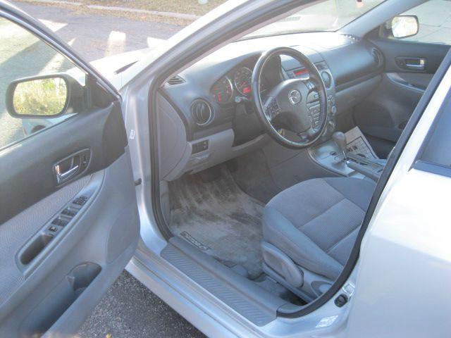 2004 Mazda 6 4dr Quad Cab 131 WB 4WD Sport