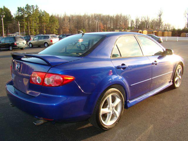 2004 Mazda 6 Leather ROOF