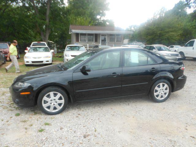 2006 Mazda 6 4dr Sdn 2.4L FWD