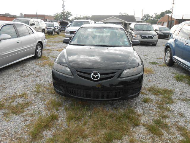 2008 Mazda 6 4dr Sdn 2.4L FWD