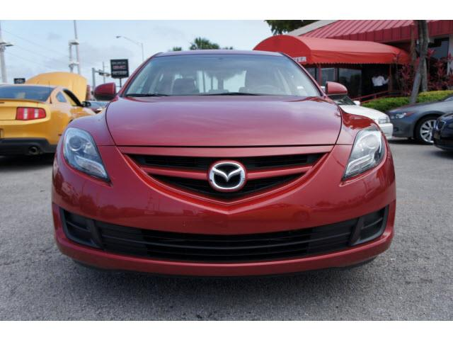 2011 Mazda 6 Unknown
