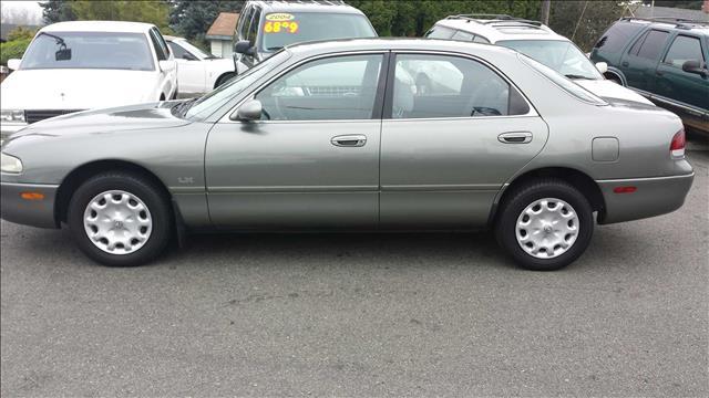 1997 Mazda 626 4x4 Z85 Extended CAB