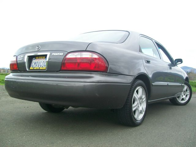 2000 Mazda 626 GT Deluxe Automatic Coupe