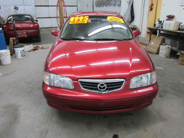 2000 Mazda 626 Elk Conversion Van