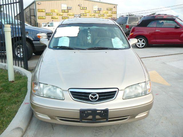 2001 Mazda 626 LW2