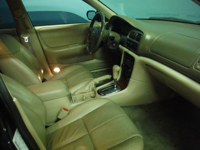 2001 Mazda 626 GT Deluxe Automatic Coupe