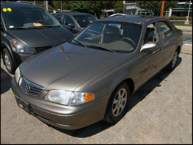 2001 Mazda 626 Elk Conversion Van