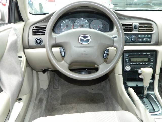 2002 Mazda 626 Unknown
