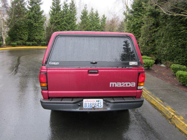 1995 Mazda B-Series 3.0si AWD W/leathermoonroof