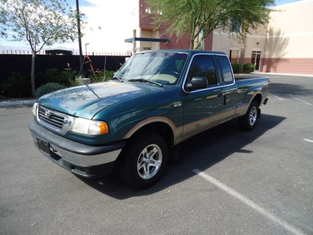 1998 Mazda B-Series Ebony CUST LTH APPT