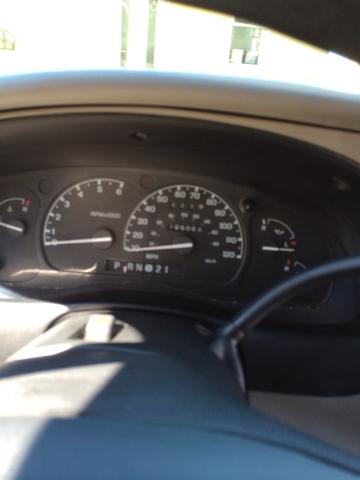 1998 Mazda B-Series Cheyene