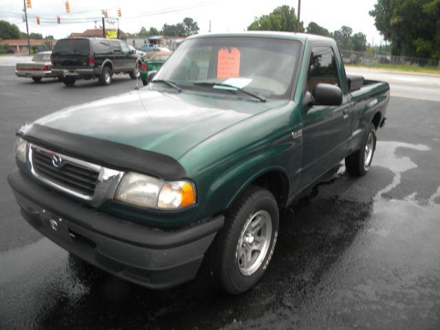 1999 Mazda B-Series Lariat/ 4 Wheel Drive