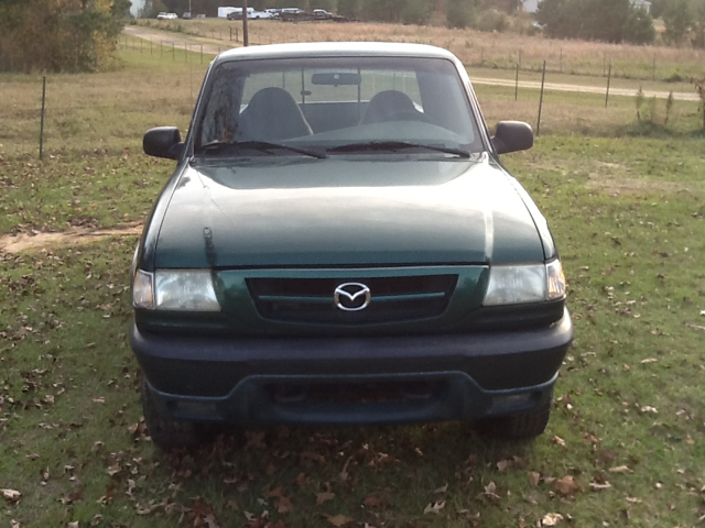 2001 Mazda B-Series Navigation And Moonroof