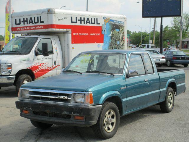 1993 Mazda B-Series Pickup Lariat Crew Diesel 4x4