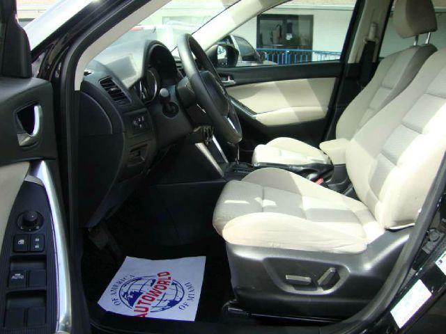 2013 Mazda CX-5 3.5