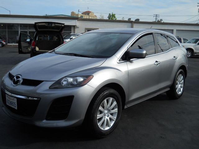 2010 Mazda CX-7 T6 AWD Leather Moonroof Navigation