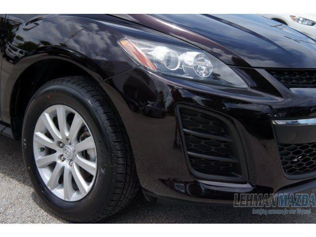 2011 Mazda CX-7 XLT 4X4 FX4 X-cab