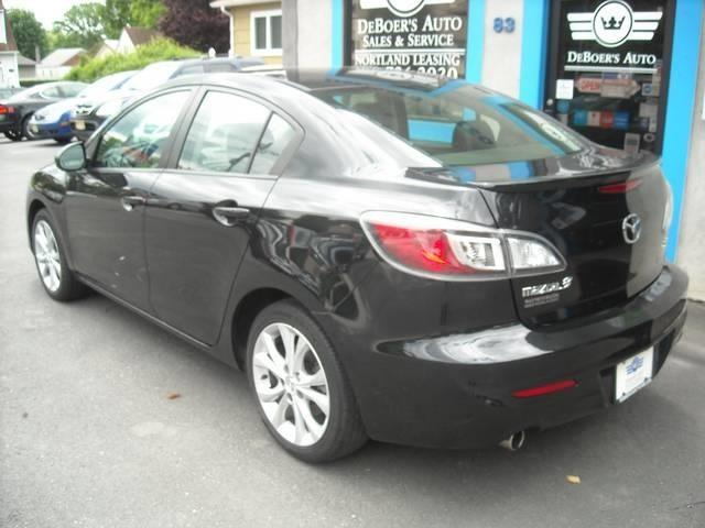 2011 Mazda Mazda3 Xltlariat