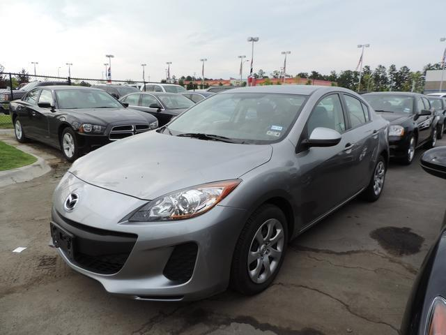 2013 Mazda Mazda3 Leather ROOF
