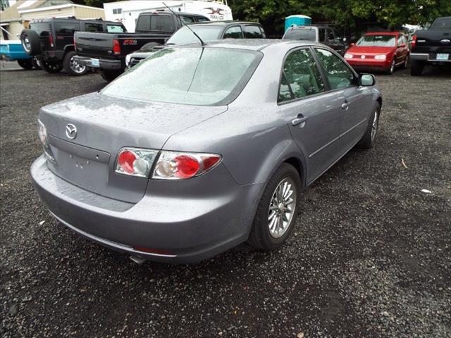 2006 Mazda Mazda6 Supercab SRW 4X