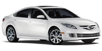 2012 Mazda Mazda6 SE W/SR NAV