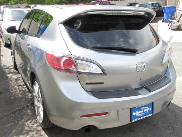 2010 Mazda Mazdaspeed3 XLT Superduty Turbo Diesel