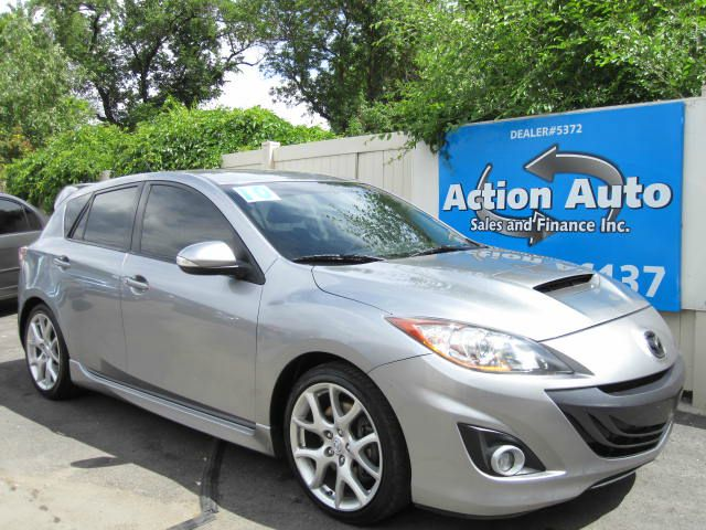 2010 Mazda Mazdaspeed3 XLT Superduty Turbo Diesel
