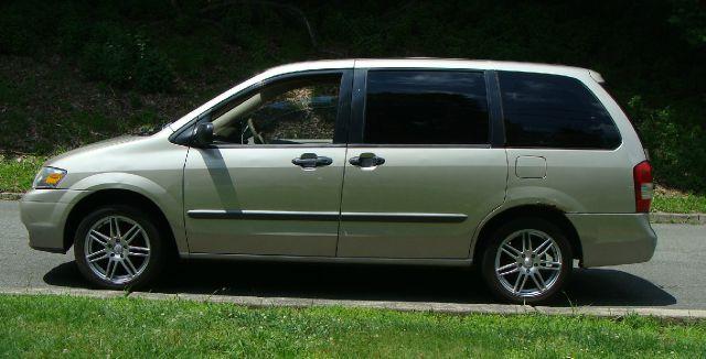 2001 Mazda MPV L.T. 4-w.d. 5.3L