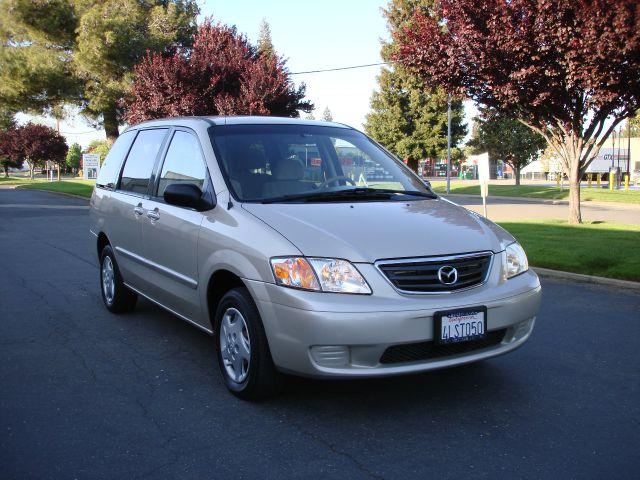 2001 Mazda MPV Elk Conversion Van