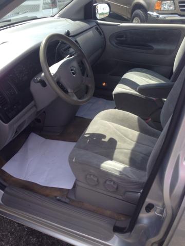 2002 Mazda MPV Elk Conversion Van