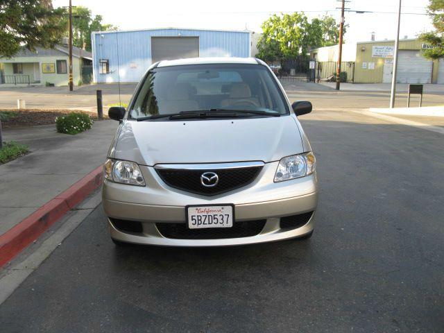 2003 Mazda MPV XLT Superduty Turbo Diesel
