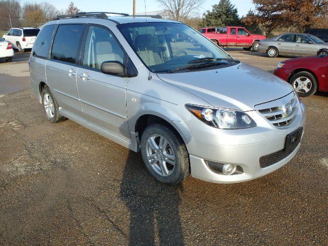 2004 Mazda MPV Elk Conversion Van