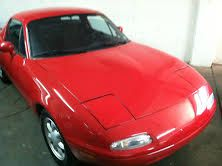 1991 Mazda MX-5 Miata T6 AWD Leather Moonroof Navigation
