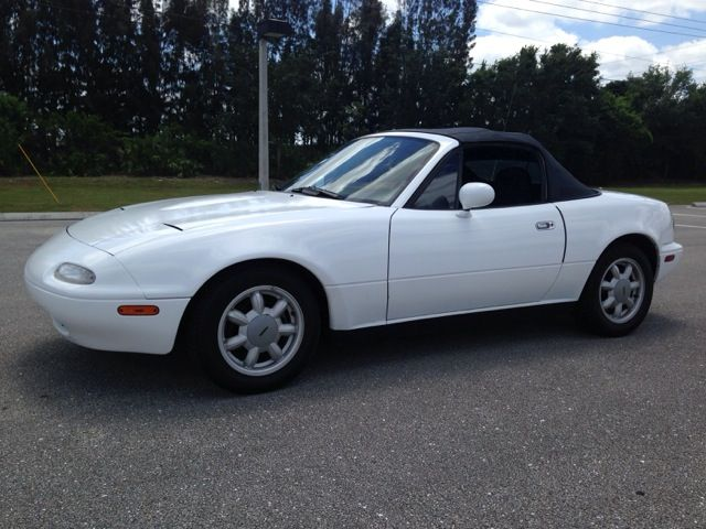 1992 Mazda MX-5 Miata 4dr 2.9L Twin Turbo AWD SUV