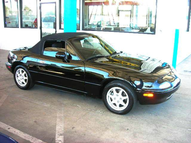 1995 Mazda MX-5 Miata 4dr 2.9L Twin Turbo AWD SUV