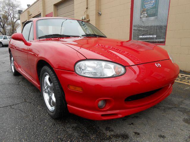 1999 Mazda MX-5 Miata 1.8T Quattro
