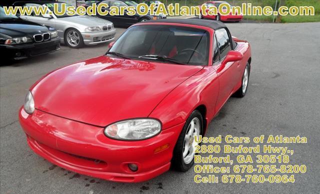 1999 Mazda MX-5 Miata Standard 4X4 Hardtop