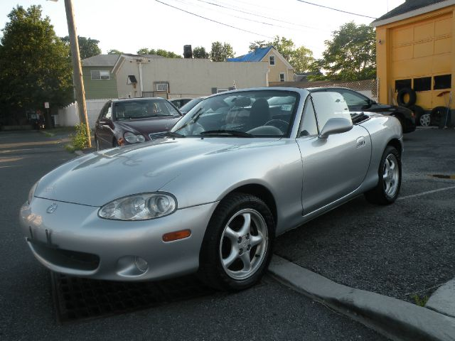 2002 Mazda MX-5 Miata LS Flex Fuel 4x4 This Is One Of Our Best Bargains