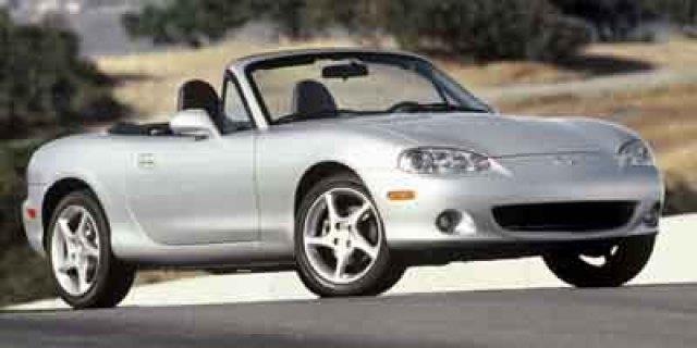 2003 Mazda MX-5 Miata SE