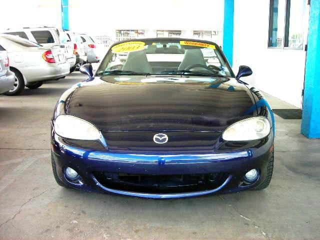 2003 Mazda MX-5 Miata Crew Cab Amarillo 4X4