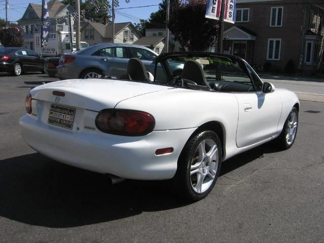 2004 Mazda MX-5 Miata Touring W/nav.sys