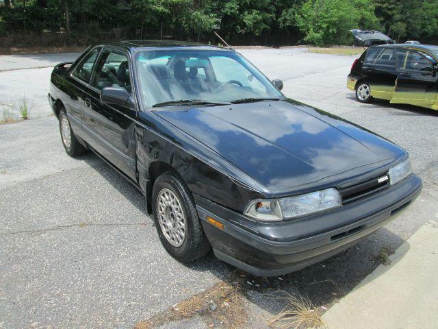 1990 Mazda MX-6 Elk Conversion Van