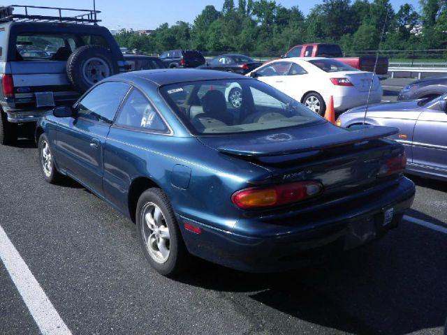 1996 Mazda MX-6 Base XE GLE GXE