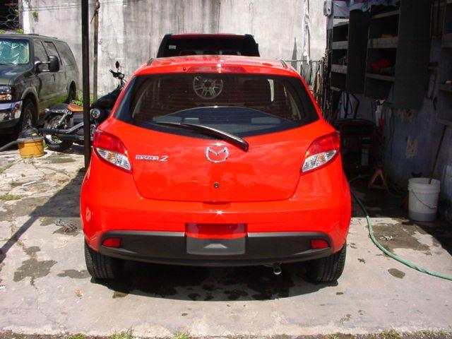 2013 Mazda Mazda2 GSX