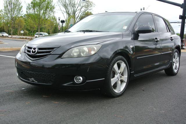 2004 Mazda Mazda3 4dr 2.9L Twin Turbo AWD SUV