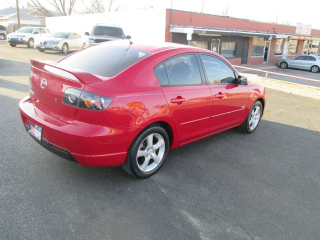 2005 Mazda Mazda3 LT W/3.5l