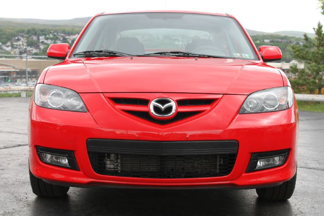 2007 Mazda Mazda3 323ci Rtible